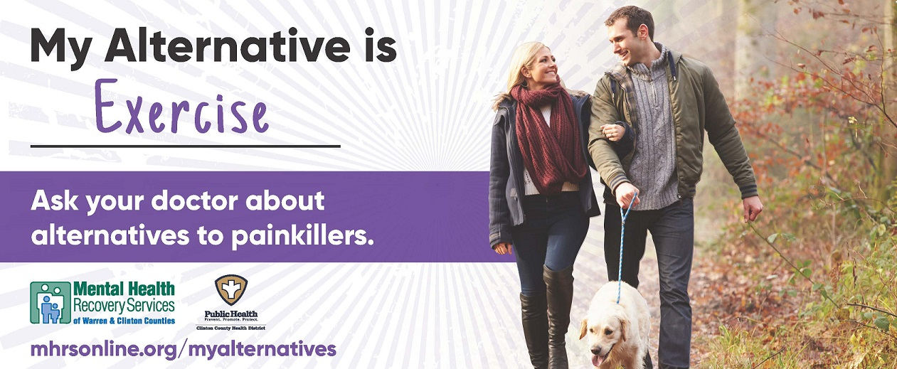 My Alternatives Campaign billboard
